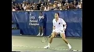 Us Open 1988 F Wilander Vs Lendl 6 7 Youtube