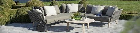 modern garden furniture contemporary