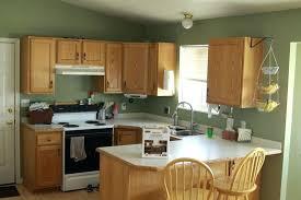 kitchen paint colors with oak cabinets stylish ideas kitchen paint kitchen paint colors with light oak