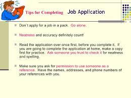 Job Application Tips Hashtag Bg