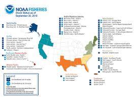 Fishery Stock Status Updates Noaa Fisheries