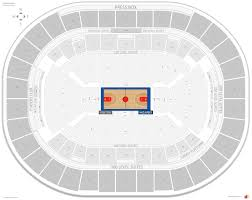 Verizon Center Seating Chart For Hockey Washington Wizards Seating Guide Capital One Arena