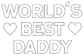 We have selected the best free families coloring pages to print out and color. Love My Daddy Coloring Pages Fathers Day Coloring Page Mom Coloring Pages Father S Day Printable