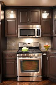 Kitchen Cabinets Stain Colors Colors Of Kitchen Cabinet Stain Quicuacom