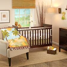 All In One Crib The Lion King Jungle Fun Bedding Collection Disney Baby