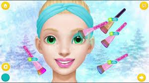 princess gloria makeup salon kids game hair dress up and makeup
