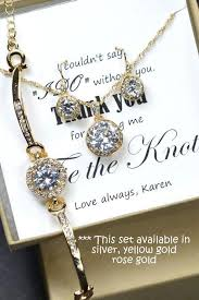 gold bridal set bridesmaids jewelry set gold crystal pendant earrings bracelet wedding jewellery rose gold bridal jewelry set silver set