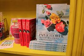 The Exquisite Book Of Paper Flower Transformations Exquisite Book Of Paper Flower Transformations Playing With Size