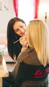hiring makeup artist wedding day