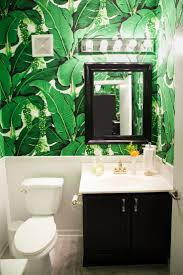 Powder Room Wallpaper 7 Powder Room Statement Wallpapers The Well Appointed House Blog
