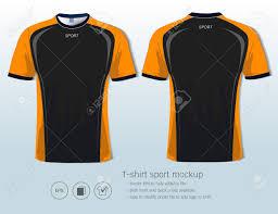Club T Shirt Designs T Shirt Sport Design Template For Football Club Or All Sportswear