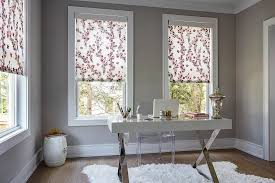 fabric roller blinds. Plain Blinds Roller Shade Naturally Inspired Bloom Scarlet On Fabric Blinds I