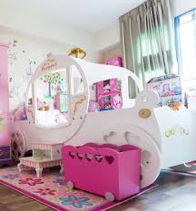 Bedroom:Remodeling Your Little Princess Room By Use Cinderella Carriage Beds  Little Girl Room With