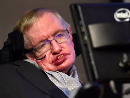 british scientist and theoretical physicist stephen hawking attends a launch event for a new award for science munication called the stephen hawking