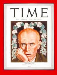 TIME Magazine Cover: Sinclair Lewis - Oct. 8, 1945 - Sinclair Lewis -  Writers - Books