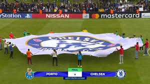 FUTBOL: UEFA Youth League 18/19 - Final - Porto vs Chelsea - 29/04/2019