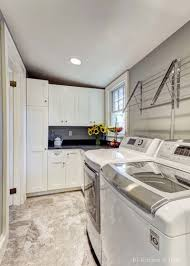 craftsman laundry room by ri kitchen bath