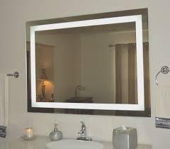 Bathroom View Battery Operated Bathroom Mirror Lights