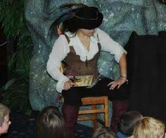 pirate reading party activity
