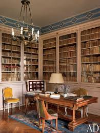 traditional office design. Traditional Office/Library In Auvergne, France Office Design R