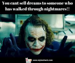 Joker Quotes Cool Joker Quotes That Will Teach You Some Serious Life Lessons