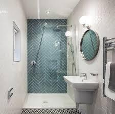 Design-Ideen für die Umgestaltung ein kleines Bad und badfliesen ...