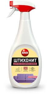 <b>Средство</b> для чистки ковров и обивки Bagi <b>Штихонит</b>, 500 мл ...
