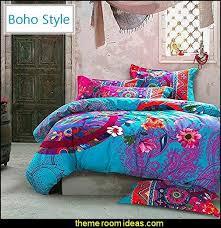 boho bohemian bedding sets bohemian