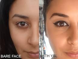 ysl touche eclat foundation review review clinique superbalanced silk makeup