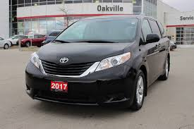 Certified Pre-Owned 2017 Toyota Sienna LE w/ Backup Camera ...
