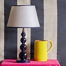 aurora table lamp in blue from 80