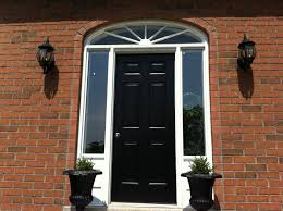 why you need a solid wood front door