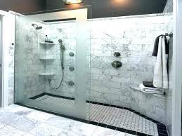 walk in shower curtain walk in shower curtain walk in shower curtain white grand brick subway