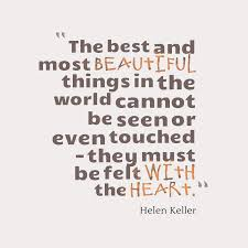 Helen Keller Quotes The Most Beautiful Things Best of 24 Best Helen Keller Quotes Images