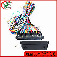 popular jamma harness buy cheap jamma harness lots from china How To Wire A Jamma Harness 10 pcs 28 pin jamma harness wire connector protection cover plastic cover with screw for arcade how to install a jamma harness