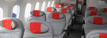 Norwegian Seating Chart Norwegian Air Business Class For The Budget Traveler