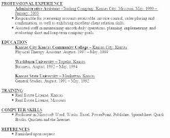 Estate Agent Sample Resume Fascinating Real Estate Agent Resume Delectable Resume Of Real Estate Agent