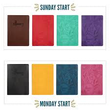 Daily Planners 2015 2020 2020 Weekly Day Planner Commit30