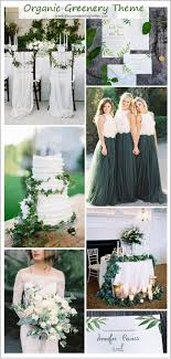 Vintage wedding jewelry 2018 trends inspirations Diamond Engagement Simple But Stylish Organic Inspired Greenery Garden Wedding Ideas Magnetstreet Popular Wedding Themes To Inspire You In 2018 2019