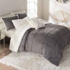 ugg clifton reversible comforter set