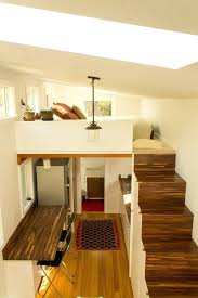 tiny house loft ladder. Tiny House No Loft Plans On Wheels Floor With Master Bedroom Small Cottage Box . Ladder