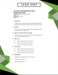 Microsoft Office Agenda Template Business Meeting Template Microsoft Word Blumtritt Info