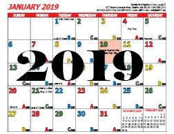 Firefighters Shift Calendar 2020 Seattle Fire Fighters Union Local 27 Seattle Fire