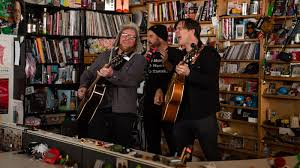 Video: Watch <b>Jimmy Eat World</b> Play The Tiny Desk : NPR