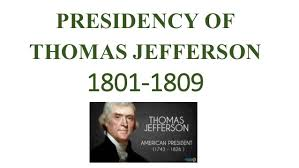 「1801 Thomas Jefferson for us president?」の画像検索結果