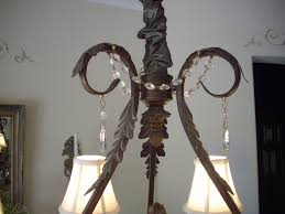 bling for your chandeliers