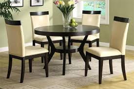 sightly circle dining table set dining tables awesome small circular dining table and chairs 5 piece