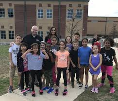 Mighty Milers Run Club Brings Positivity To Bennie L. Cole Elementary