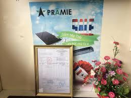 Giá máy hút mùi Pramie bao nhiêu