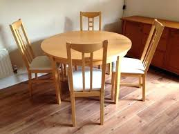ikea round dining table set extendable dining table birch veneer extendable dining table and 6 chairs round dining table round ikea dining table set 4